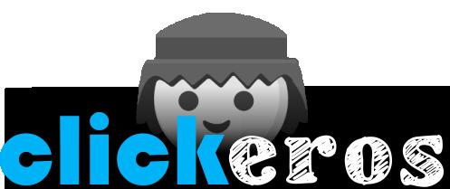 Clickeros