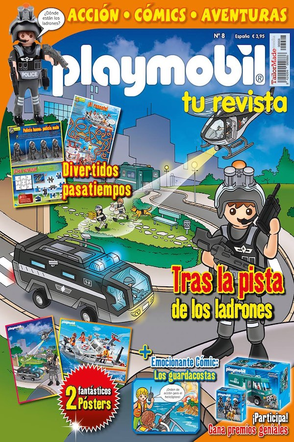 Revista Playmobil
