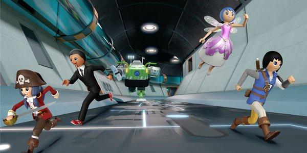 serie de animación playmobil