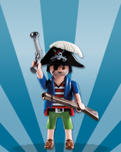 Playmobil Figures 8 5597