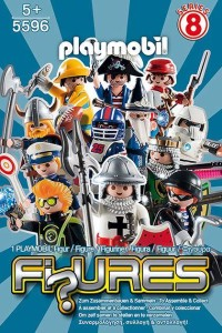 Playmobil Figures 8 5596