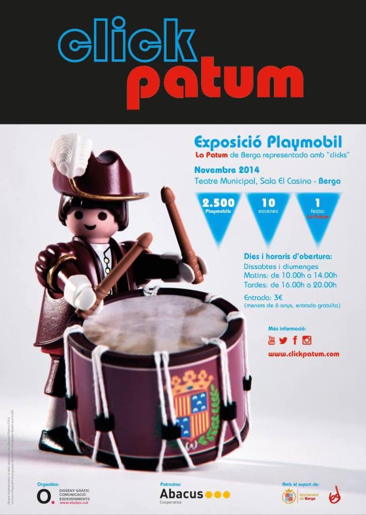 Click Patum expo playmobil en berga