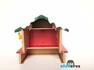 mercadillo playmobil, playmobil 5587, vedes