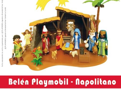 Belén Playmobil Napolitano en La Rioja