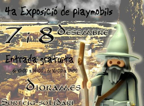 Expo Playmobil Click Algerri 2014