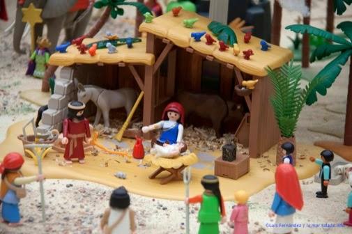 Belén Belenes de Playmobil Bilbao