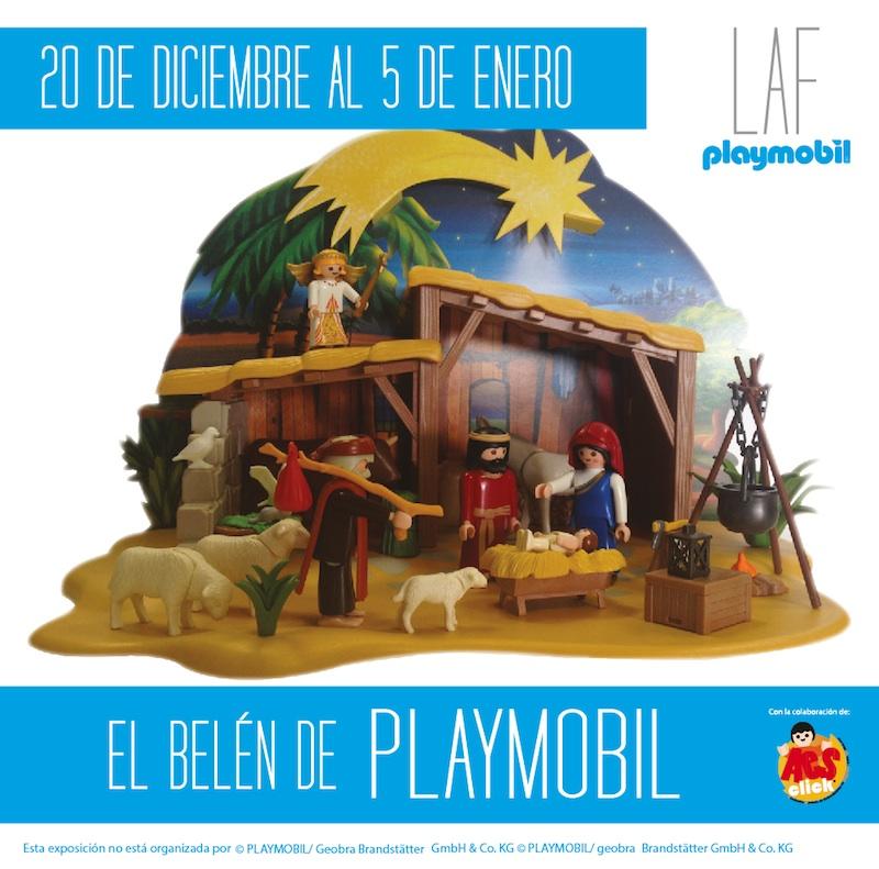 Belén Belenes de Playmobil Conde Duque