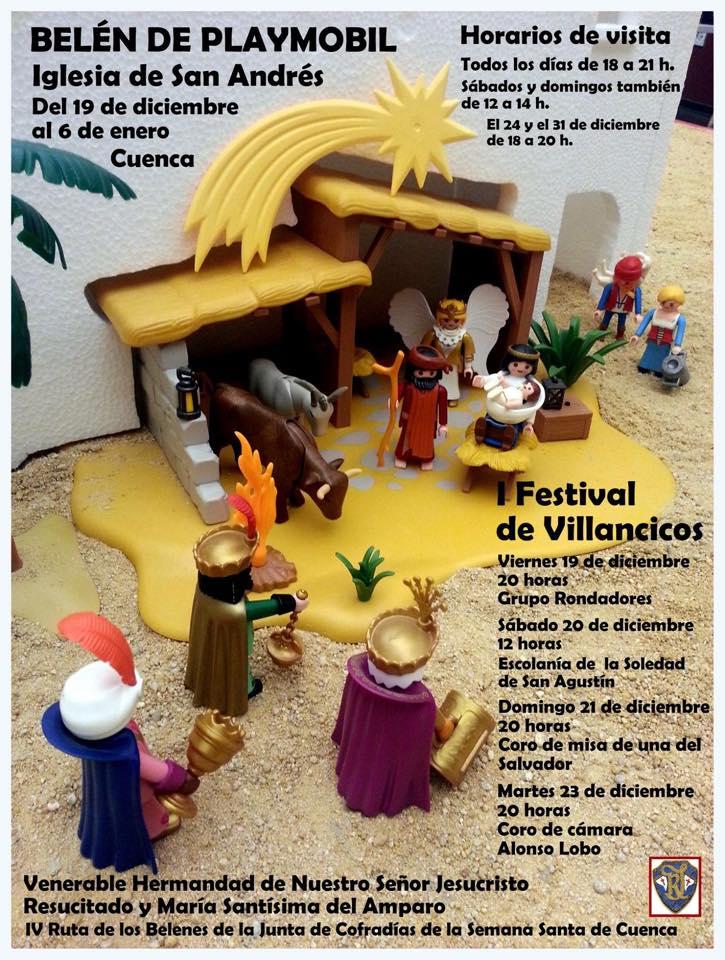 Belén Belenes de Playmobil Cuenca