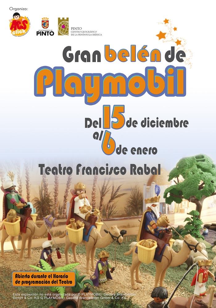 Belén Belenes de Playmobil Pinto
