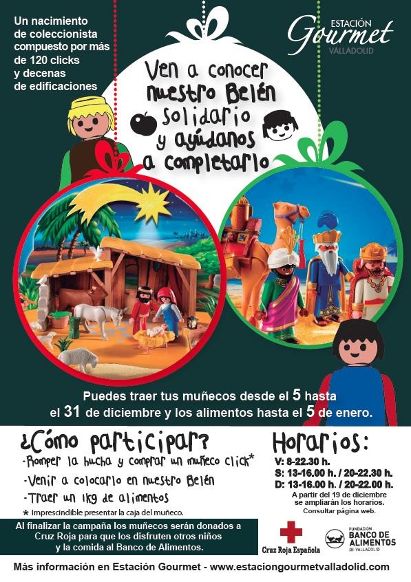 Belén Belenes de Playmobil Valladolid