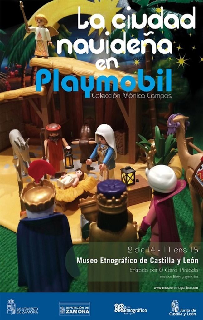 Belén Belenes de Playmobil Zamora