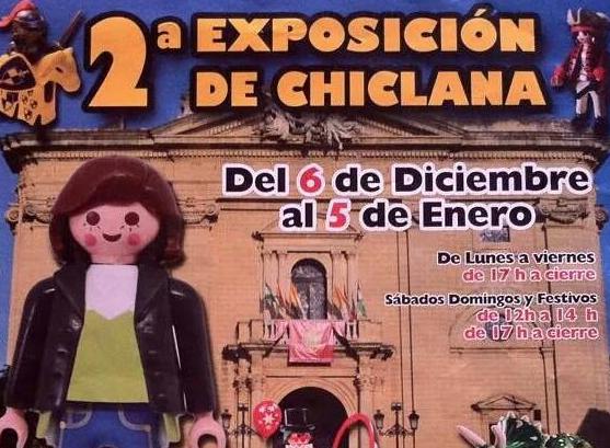 Exposición de Playmobil en Chiclana