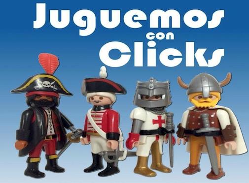 Juguemos con Clicks de Playmobil