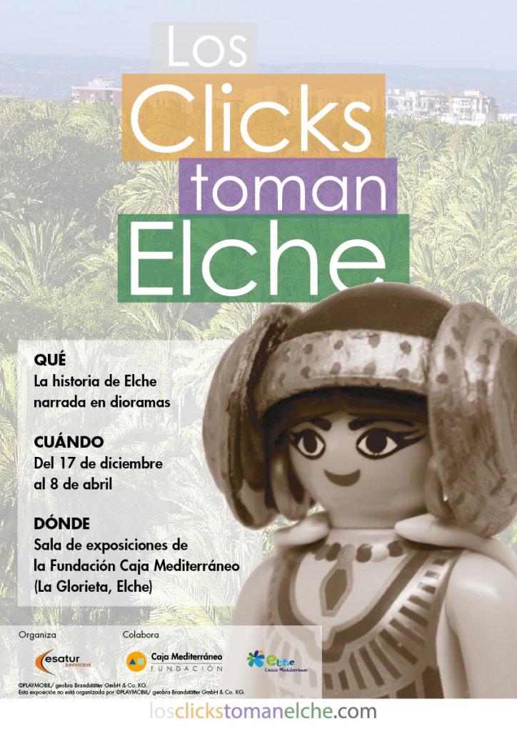 Los Clicks toman Elche