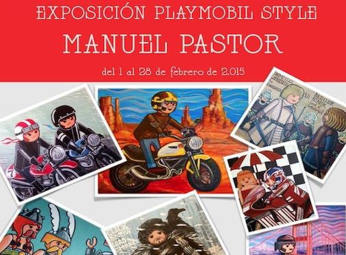 Exposición Playmobil Style