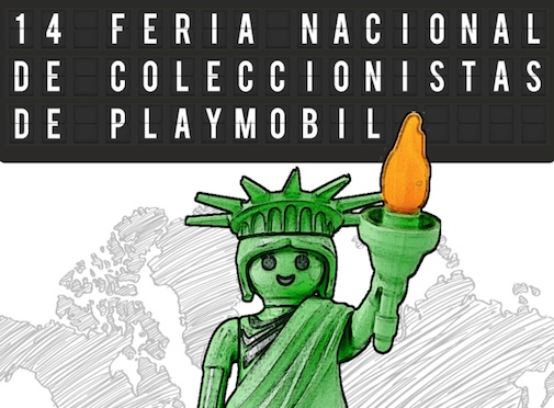 XIV Feria de Playmobil
