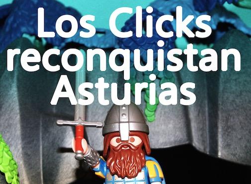 Los Clicks reconquistan Asturias.