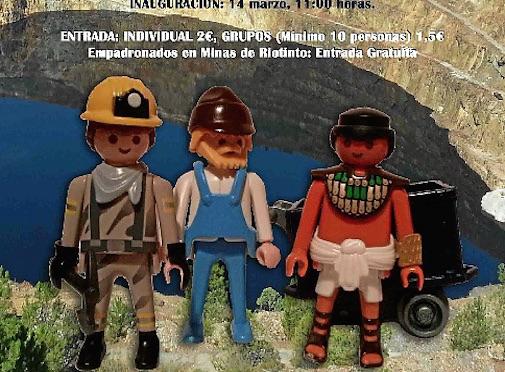 Minas de Riotinto a vista de Clicks