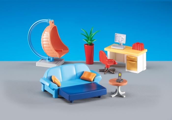 Novedades ds playmobil 2015 alemania clickeros for Playmobil jugendzimmer 6457