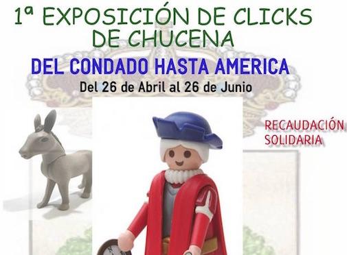 Exposición de Playmobil en Chucena