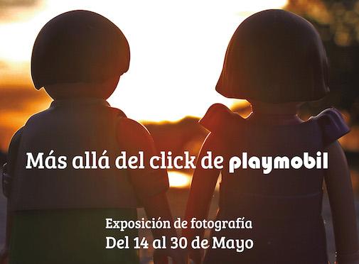 Más allá del Click de Playmobil