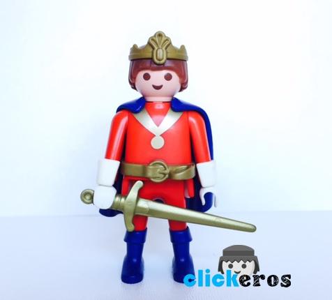 principe de beukelaer de Playmobil