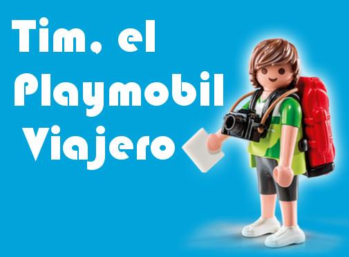 Tim el Playmobil Viajero