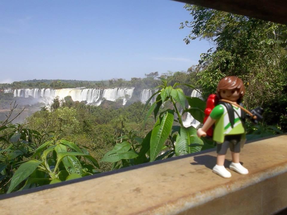 Tim, el Playmobil viajero Argentina