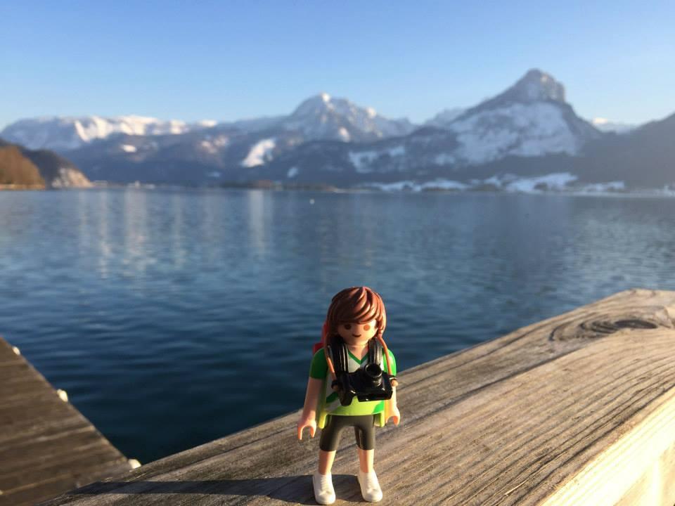Tim, el Playmobil viajero Austria