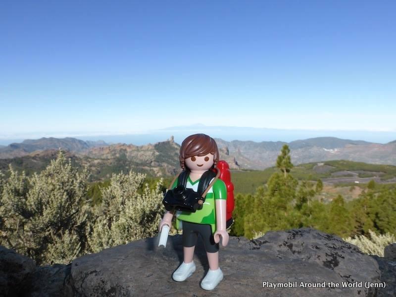 Tim, el Playmobil viajero Gran Canaria