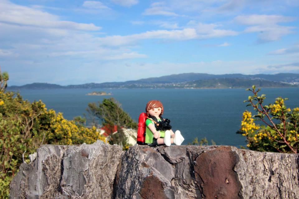 Tim, el Playmobil viajero Nueva Zelanda
