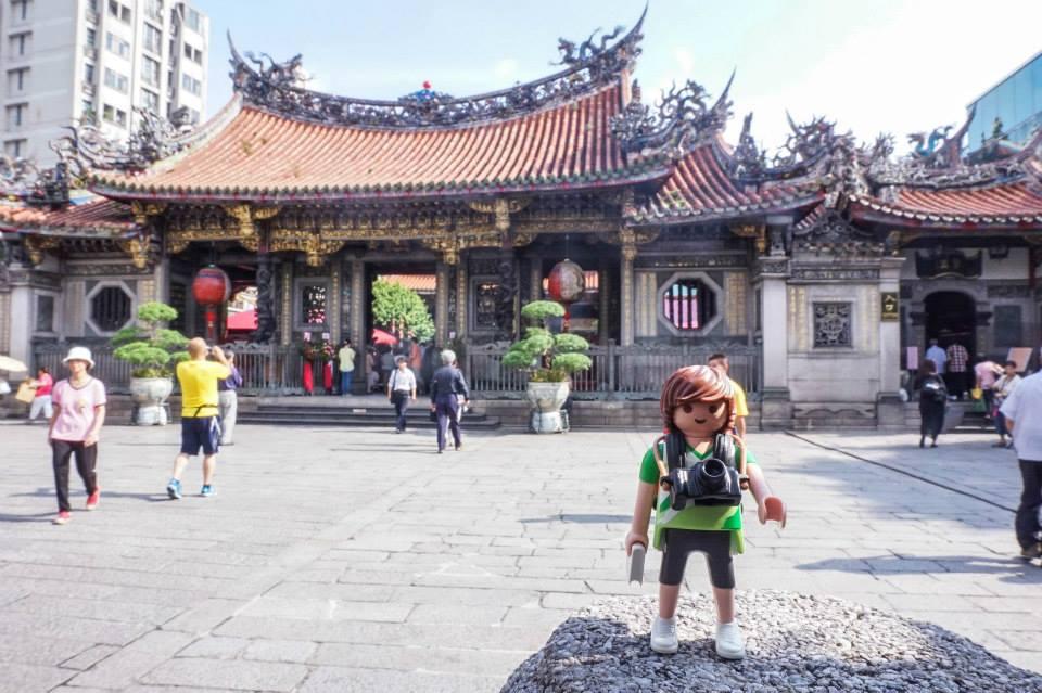 Tim, el Playmobil viajero Taiwan