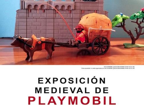 Exposición de Playmobil en Valladolid