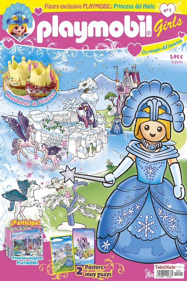 Revista Playmobil Girls