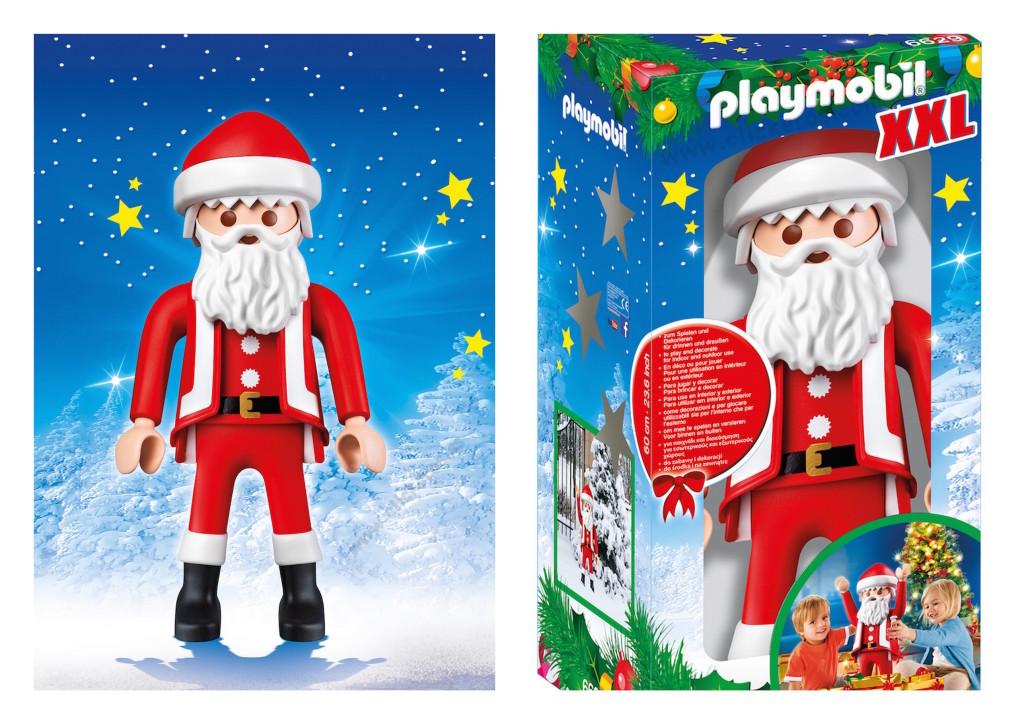 Playmobil Santa Claus XXL