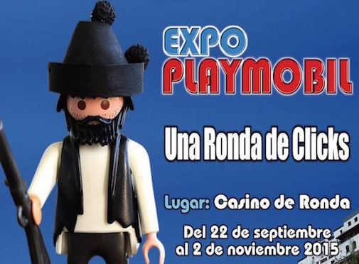 Expo Playmobil Una Ronda de Clicks