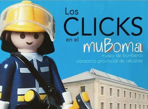 Los Clicks en el MuBoma
