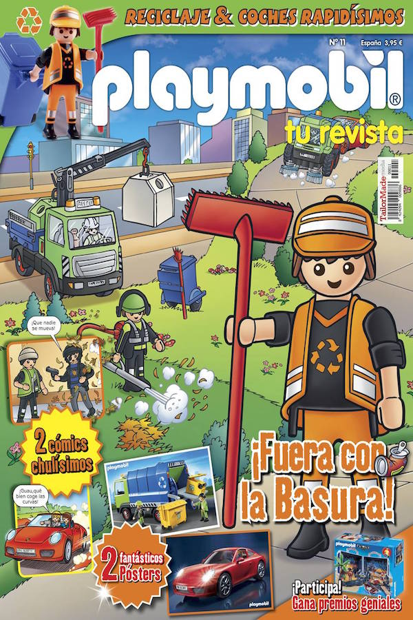 Revista Playmobil nº 11
