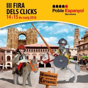 Feria Playmobil Poble Espanyol