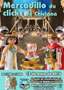Mercadillo Chiclana Mayo