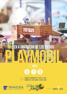 Universo Playmobil mayo