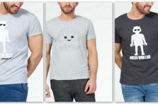 Camisetas Kiabi Playmobil