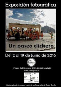 Expo Fotos Un paseo Clickero
