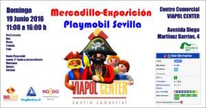 Mercadillo Exposición Sevilla