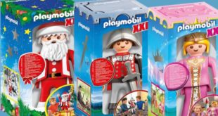Figuras Playmobil XXL