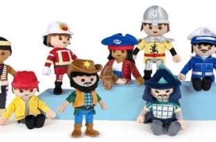 Peluches de Playmobil