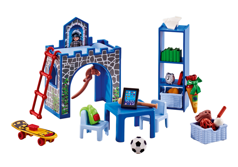 Novedades ds playmobil 2017 2018 alemania clickeros for Jugendzimmer playmobil